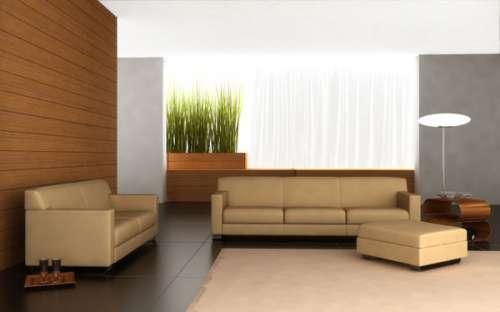 Tendencia minimalista toque de mujer for Interiores minimalistas