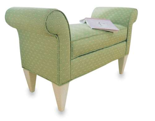 Tips para decorar tu rec mara toque de mujer - Sillon para dormitorio ...