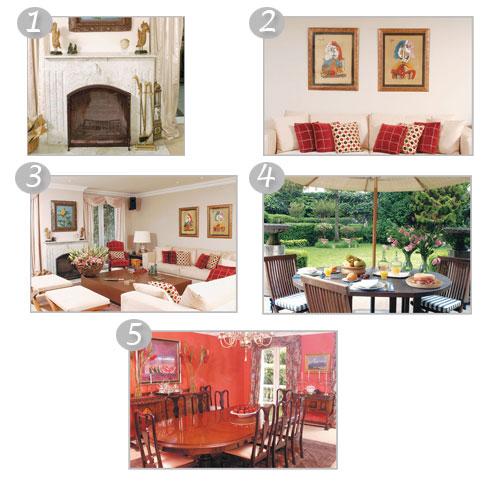 Decoracion de interiores casas peque as estilo clasico for Decoracion estilo clasico moderno