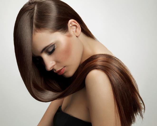 Luce un cabello hermoso