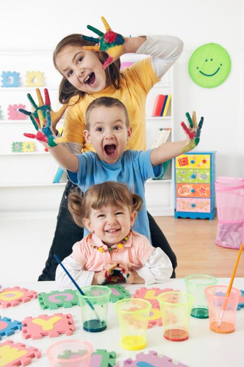 8 maneras para lograr hijos felices