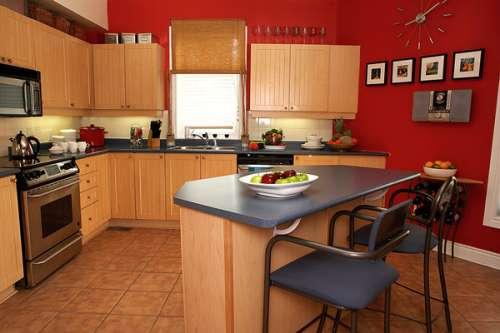 Colores para la cocina toque de mujer - Cocina de color ...