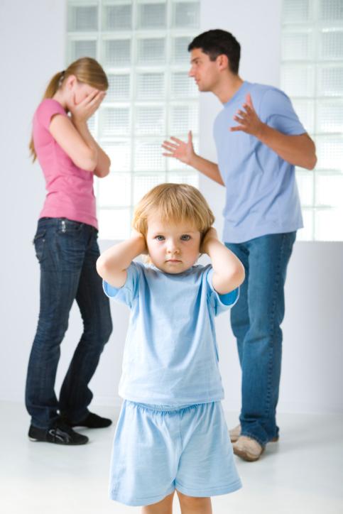 Problemas de crianza de hijos