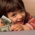 Cuando les regalan dinero