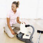 Cómo cambiar la bolsa de la aspiradora