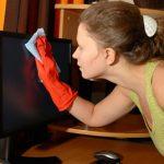 Cómo limpiar la computadora