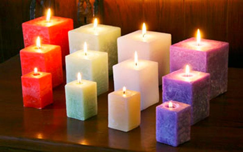 Elige la vela apropiada y cumple tus deseos toque de mujer - Velas de la suerte ...