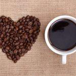 El aromático café