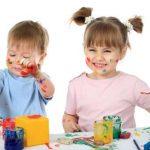 Creativos desde niños