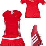Outfit para jugar tenis