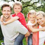 10 formas de positividad para compartir con tu familia