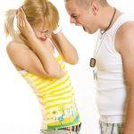 Violencia oculta en la pareja