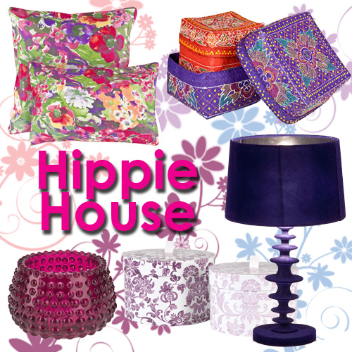 Una casa al estilo hippie toque de mujer for Decoracion casa hippie