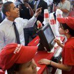 ¿En dónde cenan Barack y Michelle Obama?
