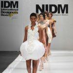 Vanguardia y minimalismo definen a Pourpre Couture