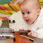 El poder de la música en los bebés