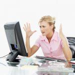 ¿Enfados en la oficina?