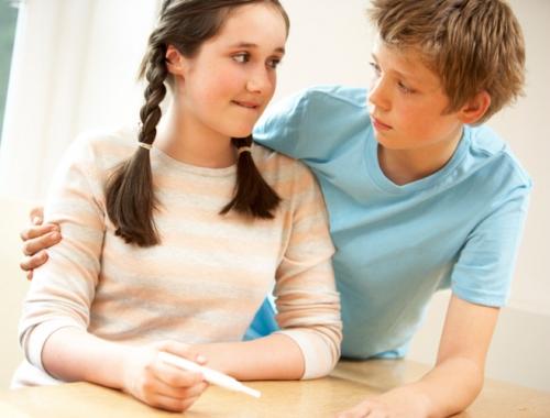 Reflexiones sobre el embarazo en adolescentes -