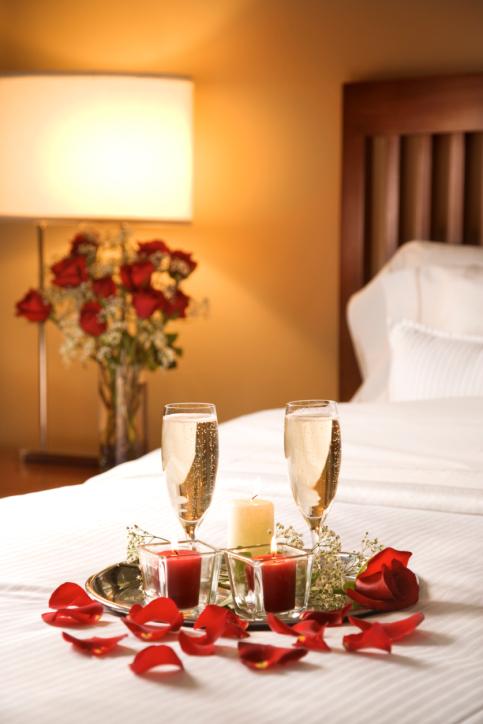 Ideas rom nticas para decorar tu habitaci n - Decorar habitacion romantica ...