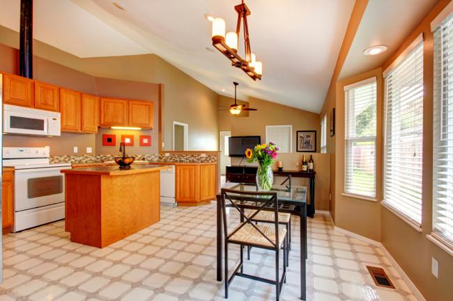 Gu a para elegir el piso de tu casa for Colores que se llevan para pintar un piso