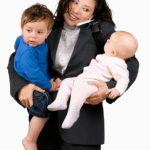 Mamá trabajadora: un gran reto