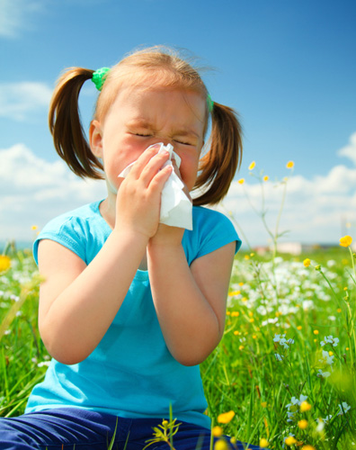 Gripe o alergia