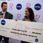 NIVEA se une a Fundación Cim*ab para combatir el cáncer de mama