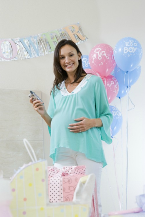 Organiza un Baby Shower