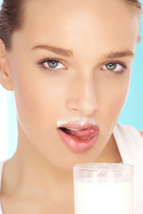 secreto dama chorreo de leche