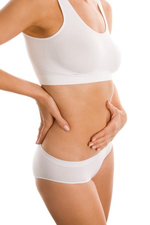 Cómo lograr un abdomen plano