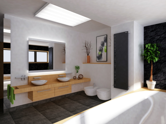 Cura Para Baño Feng Shui:Decora tu cuarto de baño con los conceptos del Feng Shui