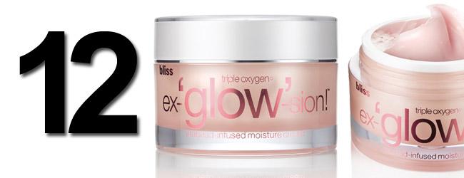 Triple Oxygen ex-'glow'-sion de BLISS