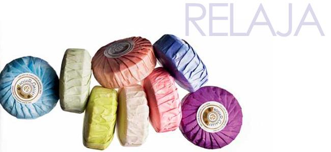 Línea de jabones perfumados de ROGER&GALLET