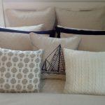 Transforma la decoración de tu habitación a través del estilo navy