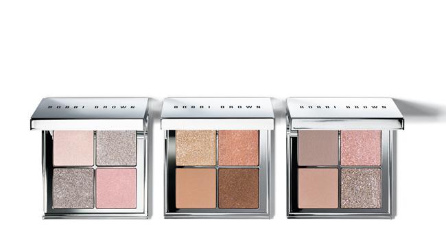Consigue una mirada angelical con las paletas de sombras para los ojos de la colección Nude Glow de BOBBI BROWN www.bobbibrown.com.mx