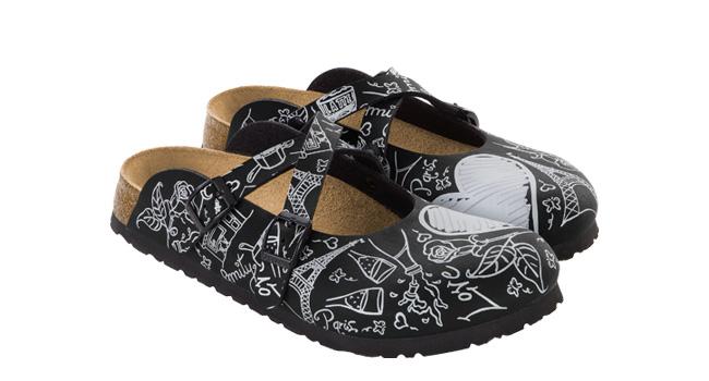 Obsequia a tus amigas o a tu mamá uno de los cómodos zapatos que BIRKENSTOCK ha diseñado especialmente para San Valentín www.birkenstockmexico.com