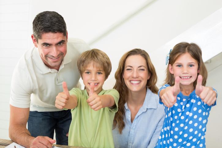 10 claves para alentar el éxito en tus hijos