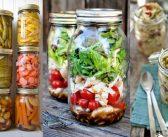 10 formas para reutilizar y decorar frascos de vidrio
