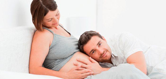 Lazos fuertes durante el embarazo