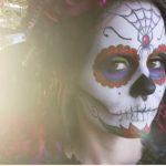 Maquillaje para Día de Muertos con MAC