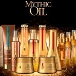 MYTHIC OIL, Una nueva propuesta en nutrición para el cabello