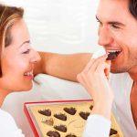 Día del amor y la amistad ¿te engorda?