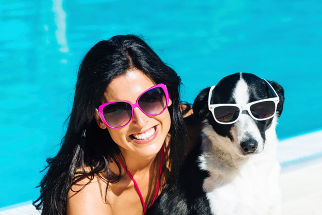 Medidas para proteger a tu mascota del sol