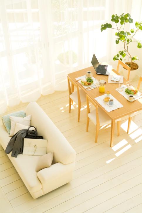 6 claves para decorar el living room