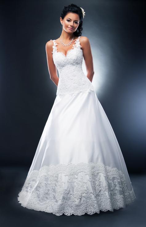 Test: ¿Qué vestido de novia va contigo?