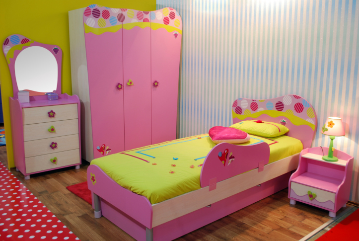 Ideas para decorar la recámara de las chicas