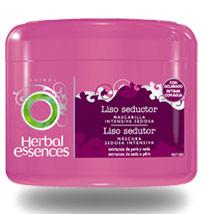 Mascarilla Liso Seductor de Herbal Essences