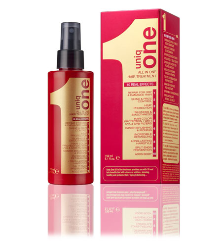 mascarillas para reparar tu cabello -Tratamiento UniqOne