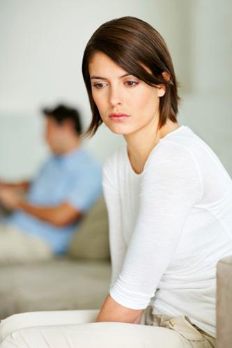 Numeros y porcentajes de rompimientos de pareja y divorcios