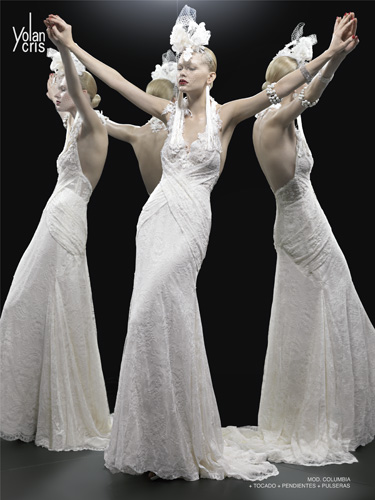 Vestidos de novia españoles